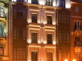 Hotel Blue Marqués de San Esteban, Gijón