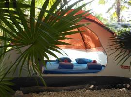 Turquesa Tulum Jungle Camping, Tulum