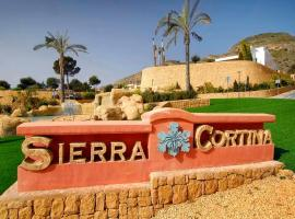 Sierra Cortina Lettings Apartments