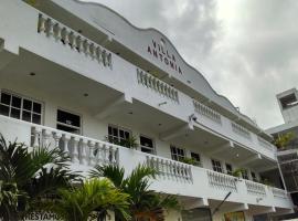 Hotel Villa Antonia, Muna