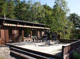 Villa Kommodor, Lumparland