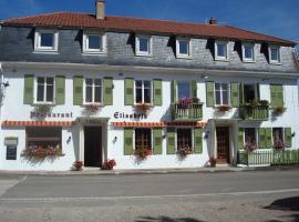 Hotel Elisabeth, La Vancelle