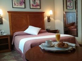 Hotel Pamplona Villava, فييافا