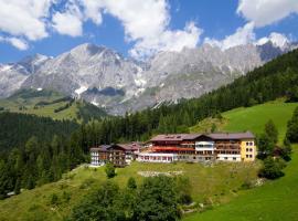 Hotel Bergheimat, Mühlbach am Hochkönig