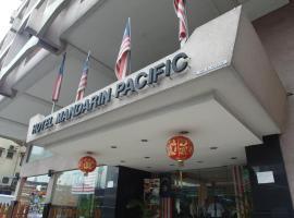 Mandarin Pacific Hotel Kuala Lumpur