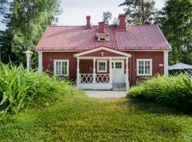 Villa Tammikko, Tuusula