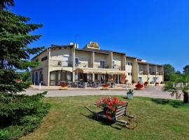 Hotel Restaurant Le Tropicana, Douville