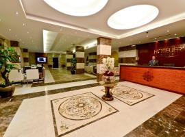 Hotelier Al Izdehar, Riad