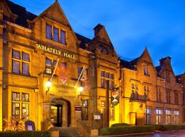 Mercure Banbury Whately Hall Hotel, Banbury
