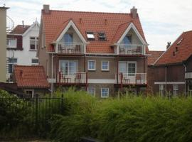 Bed & Breakfast Huys aan zee, Domburg
