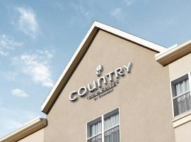 Country Inn & Suites by Carlson Lexington Park, California