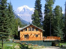 , Mount Robson
