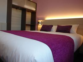 Brit Hotel La Fleur de Rhuys, Theix