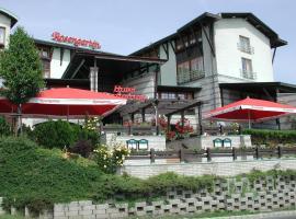 Rosengarten Hotel & Restaurant, شوبرون
