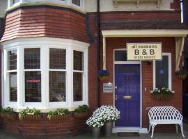 All Seasons B&B, Bridlington