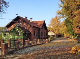 Folwark Karczemka, Małdyty