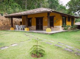 Hotel Chale Nosso Sítio, Guaramiranga