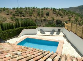 Rural Montes Málaga: Cortijo La Palma, Casabermeja