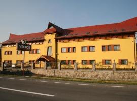 Hotel Vector, Acăţari