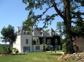 Domaine de la Fauconnie, Campsegret