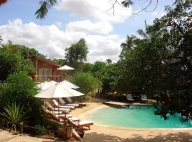 Souimanga Lodge, Fimela