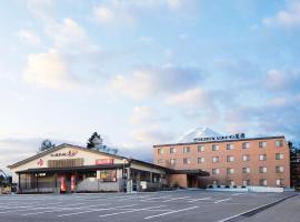 Resort Inn Fuyo Kawaguchiko Inter, Fujiyoshida