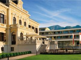 Villa Seilern Vital Resort, Bad Ischl