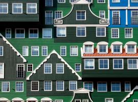 🎄 ザーンダムのホテル トップ5軒...