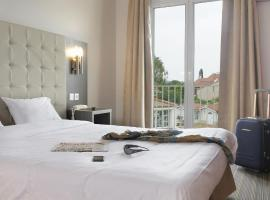 Inter-Hotel Le Grillon D'or, Le Boulou