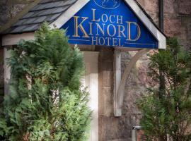 Loch Kinord Hotel, Dinnet