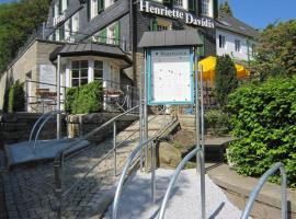 Hotel Henriette Davidis, Wetter (Ruhr)
