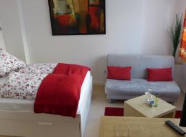 Apartmenthaus B34, Erlangen