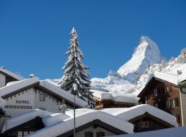 Hotel Weisshorn, Zermatt