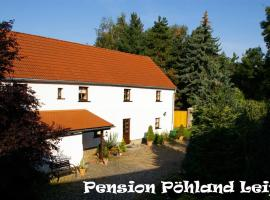 Pension Pöhland, Leipzig