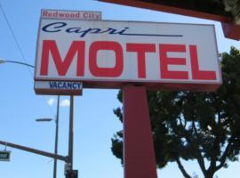Capri Motel, Redwood City