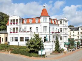 Ferienwohnungen Hotel Buchenpark, Bansin