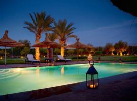 Villa Majenna, Had Abdallah Rhiat
