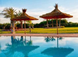 Villa Majenna, حد عبد الله ريات