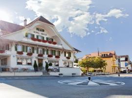 Hotel Gasthof Kreuz, Konolfingen