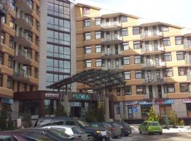 Studio Borovets in Hotel Flora, Borovets