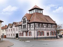 Hotel Goldenes Lamm, Dudenhofen
