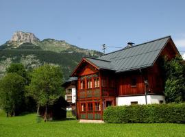 Haus Moser, Altaussee