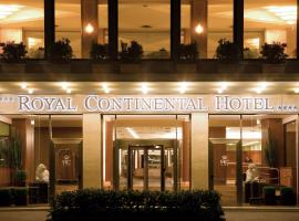 Hotel Royal Continental, Neapel