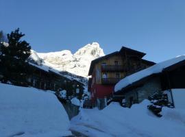 Hosquet Lodge, Breuil-Cervinia