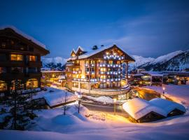 , Courchevel