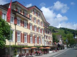 Hotel Schweizerhof, Alt Sankt Johann