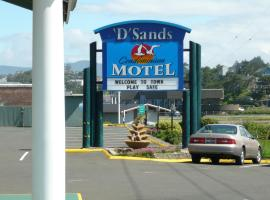 D Sands Condominium Motel, Cidade de Lincoln