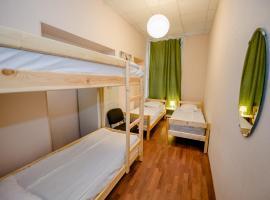 RiverSide Hostel Moyka