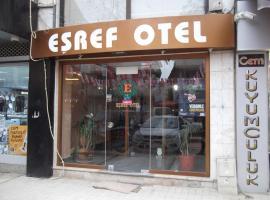 Esref Hotel, Orhangazi