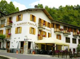 Albergo Ponte, Montaldo di Cosola